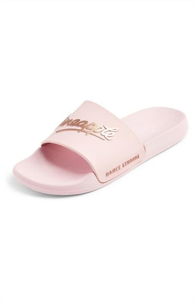 Pink Pineapple Slides