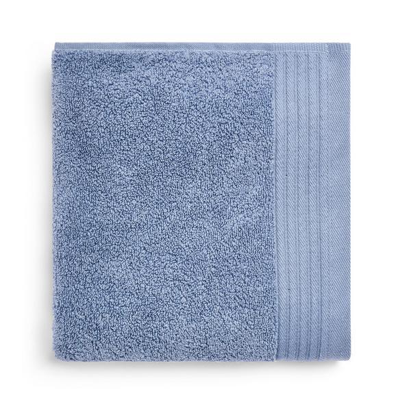Blue Ultra Soft Hand Towel