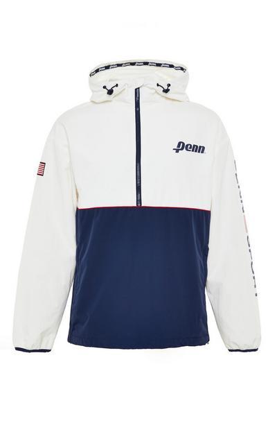Veste à capuche avec col large Penn Sport