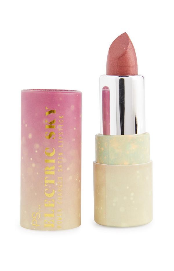 PS Cosmic Connection Metallic Electric Sky lipstick
