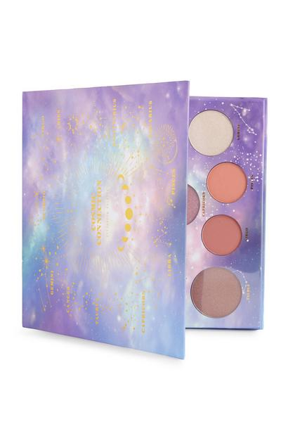 Paleta 12 sombras olhos PS Cosmic Connection In The Stars