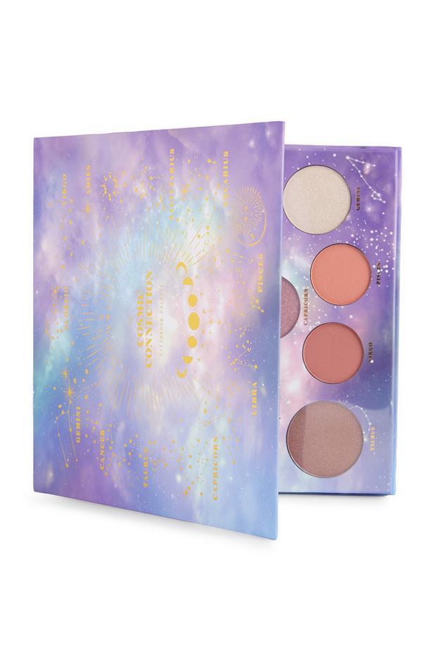 Paleta de sombras de ojos en 12 tonos The Stars de PS Cosmic Connection