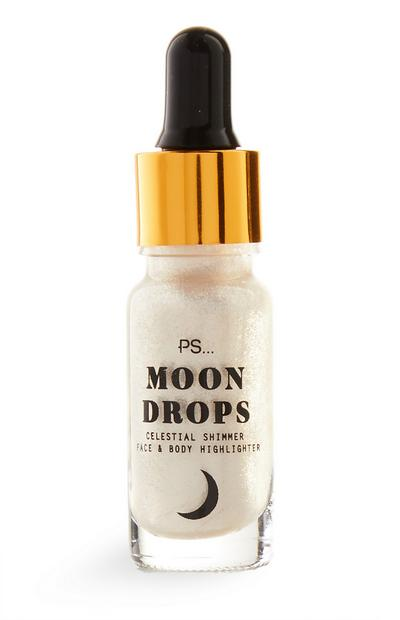Ps Cosmic Moon Drops Face And Body Highlighter
