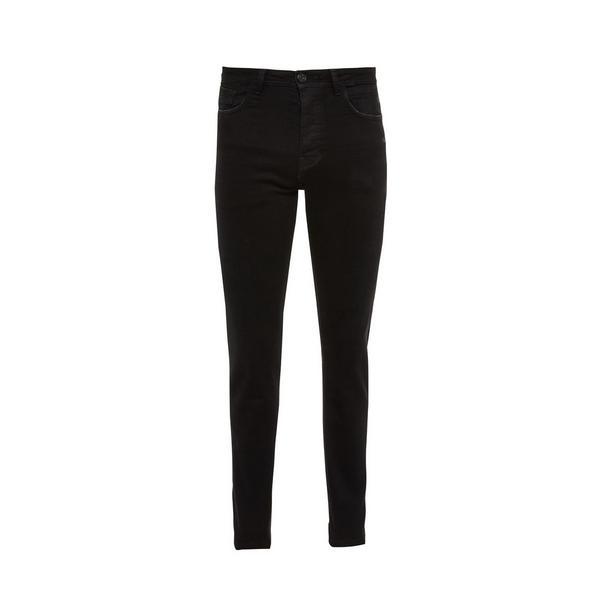 Zwarte slimfit jeans