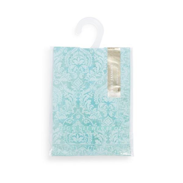 Blue Printed Sweet Jasmine Room Sachet