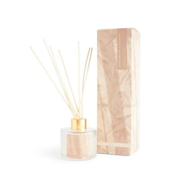 Blush Printed Sandalwood And Leather Diffuser 100ml