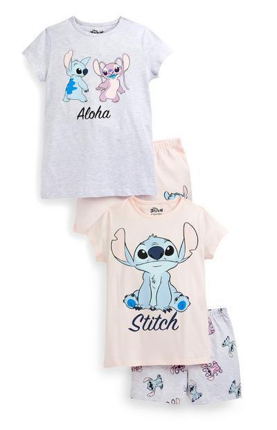 """""""Lilo & Stitch"""" Pyjamas (Teeny Girls), 2er-Pack"""