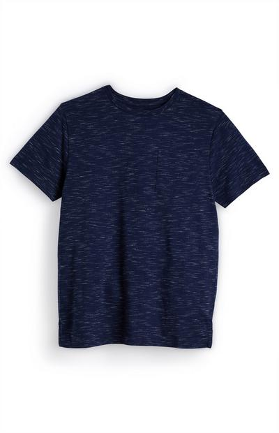 Older Boy Navy T-Shirt