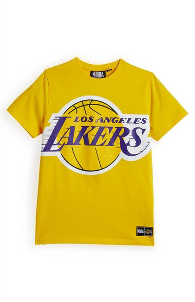 T-shirt NBA LA Lakers ado