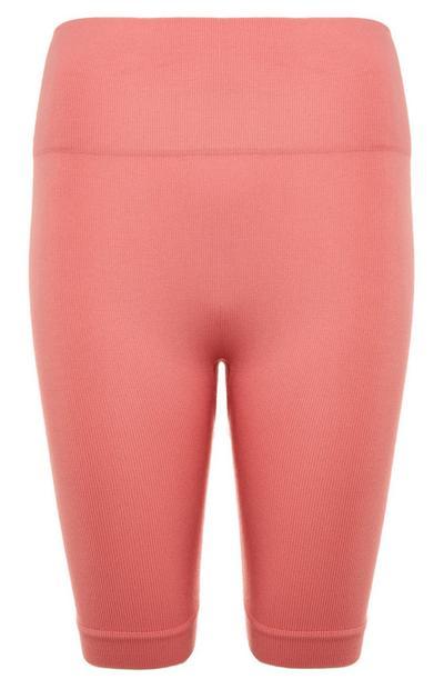 Coral Seamfree Shorts