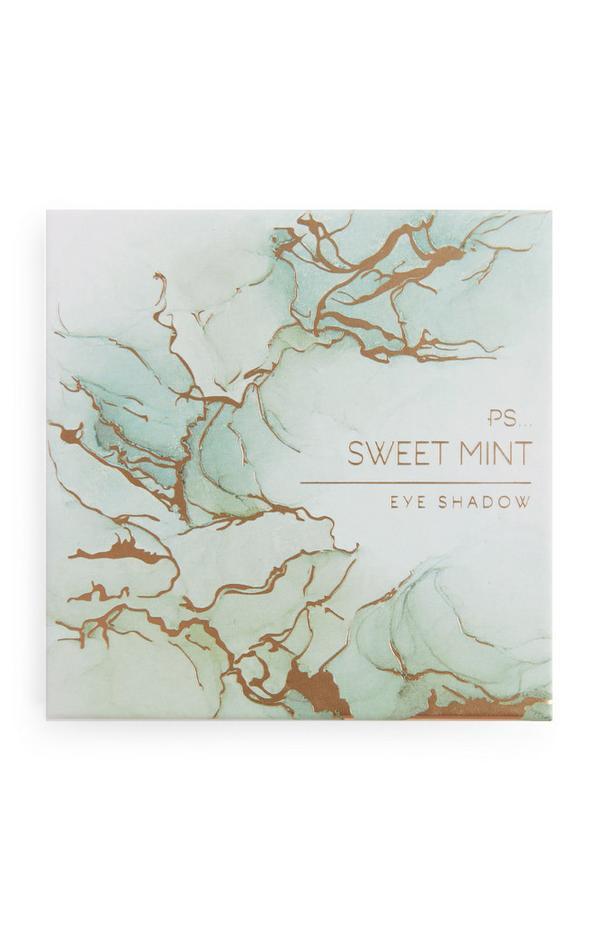 PS Sweet Mint 9 Shade Eyeshadow Palette