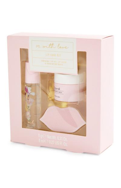 Ps With Love Lip Care Kit Gift Set