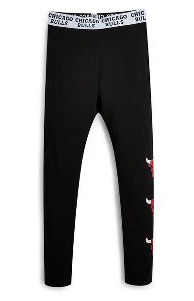 Older Girl NBA Chicago Bulls Leggings