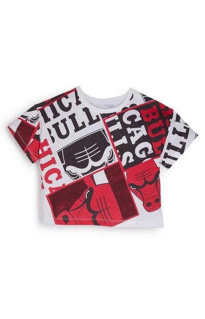 T-shirt NBA Chicago Bulls ado