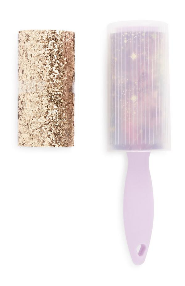 Ps Cosmic Connection Glitter Lint Roller