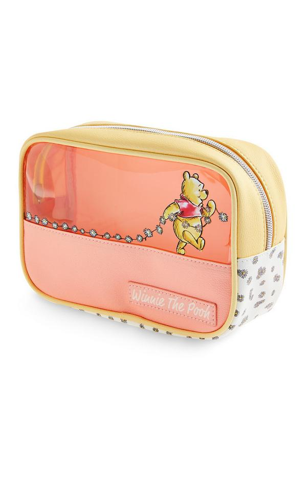 Winnie The Pooh Makeup Bag