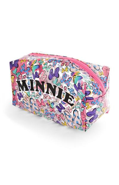 Kleurrijke Disney Minnie Mouse-make-uptas
