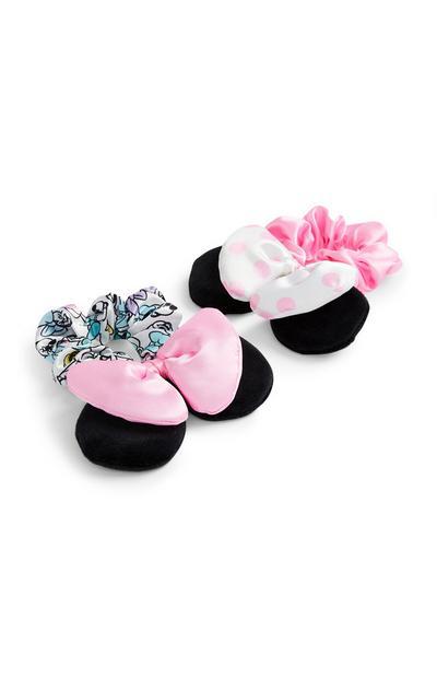 2 elastici per capelli More Love Minnie Disney