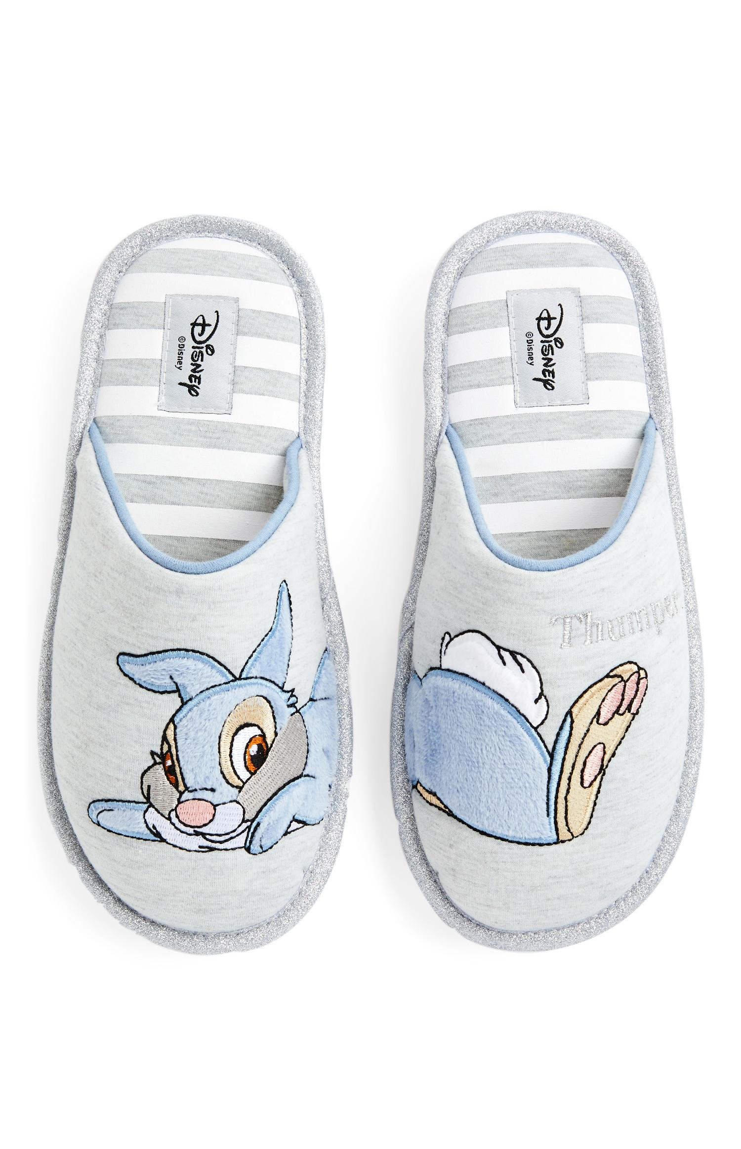 Disney panpan bambi 3 Paires Chaussure Liners Chaussettes Sneaker Femmes UK 4-8 Primark