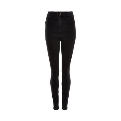 Black Denim Sculpting Skinny Jeans