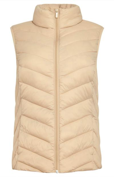 Beige Superlight Gilet