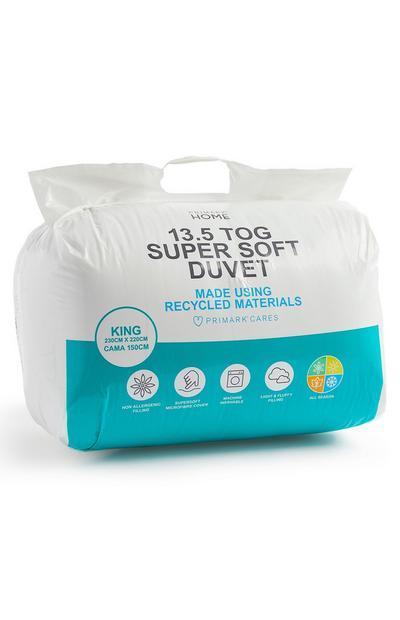 13.5 Tog Super Soft Duvet King Size