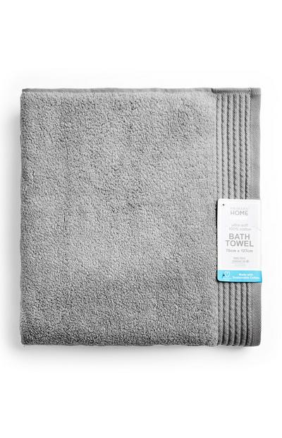 Grey Value Bath Towel