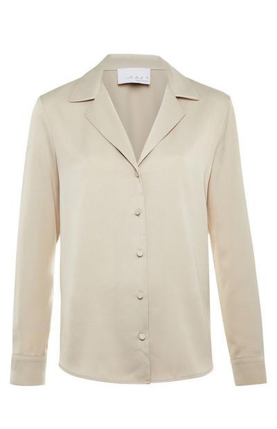 Premium Stone Pyjama Shirt