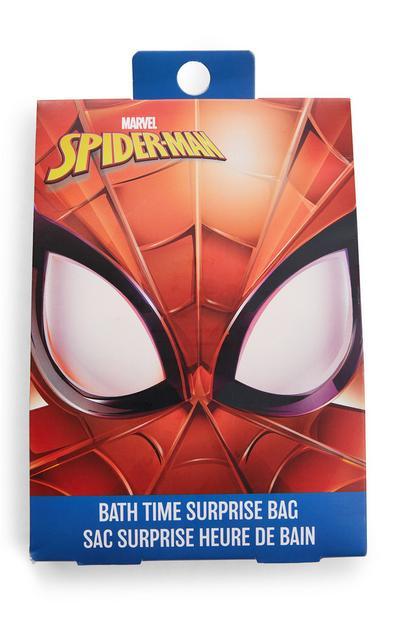 Marvel Spiderman Bath Time Surprise Bag