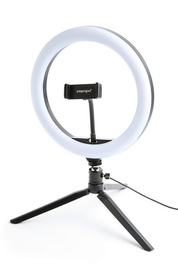 Desktop Selfie Ring Light