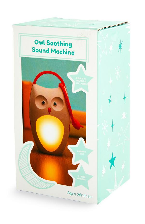 Baby Owl Soothing Sounds Machine