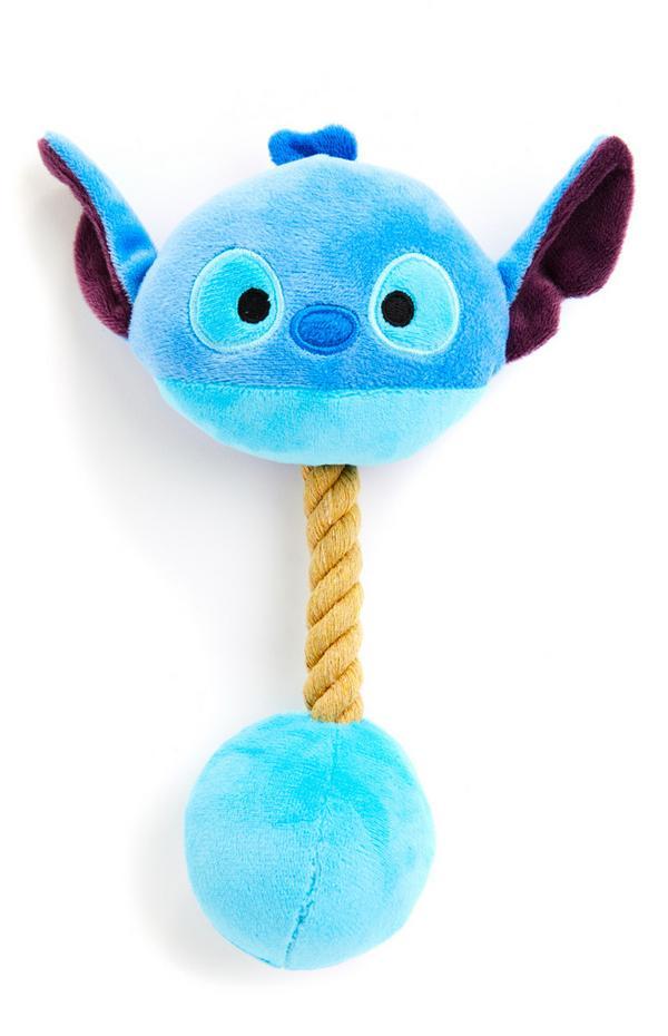 Jouet bleu Disney Lilo et Stitch pour animal de compagnie