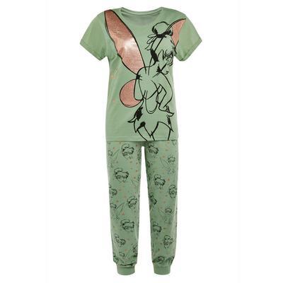 Pijama verde de Campanilla de Disney