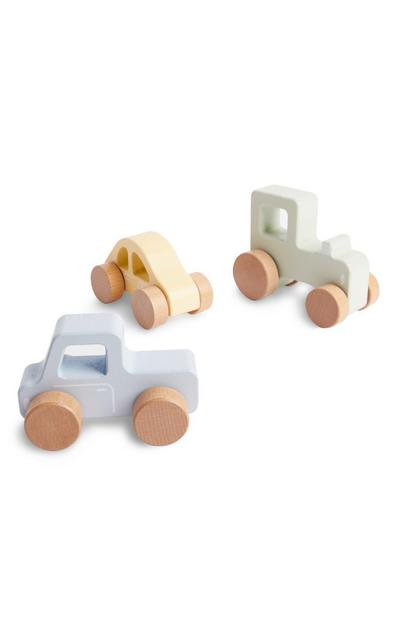Baby Small Wooden Car Toy