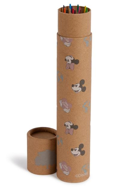 Tube de crayons de couleur Primark Cares Disney