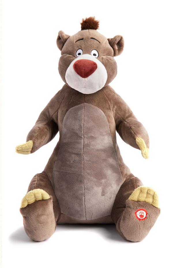 The Jungle Book Baloo Plush Toy