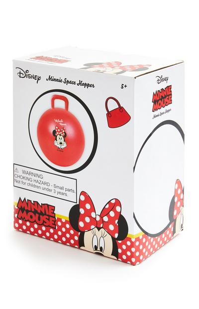 Bola saltitona Disney Minnie Mouse