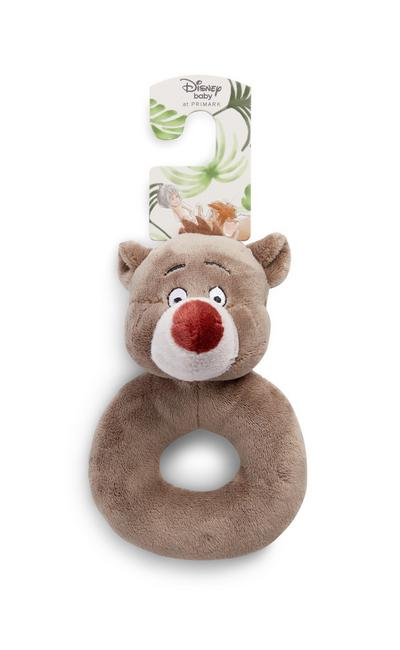 Baby Disney Jungle Book Plush Rattle