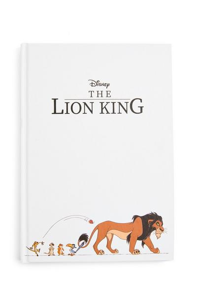 Disney The Lion King A5 Hardback Notebook