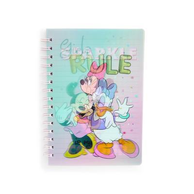 Disney Minnie Mouse 3D Gem Notebook
