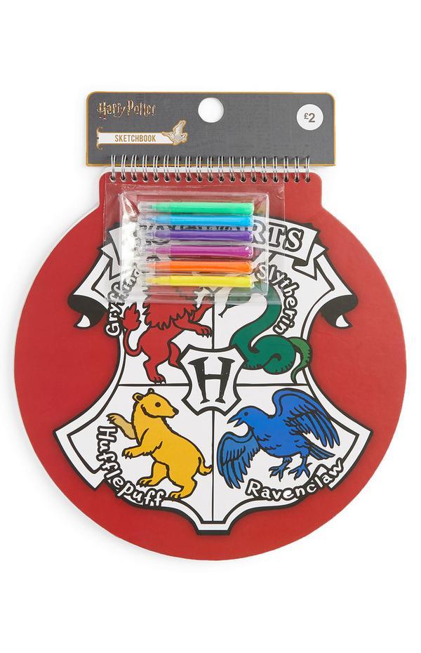 Harry Potter Stationery Sketch Pad