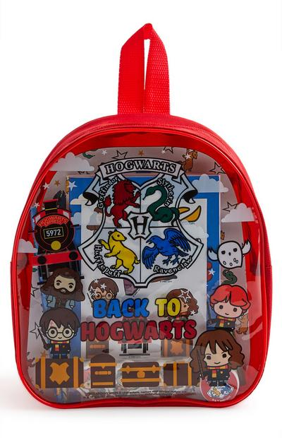 Harry Potter Stationery Backpack