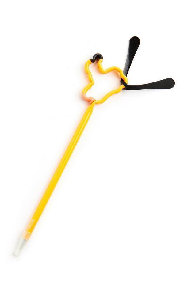 Yellow Disney Pluto Pen
