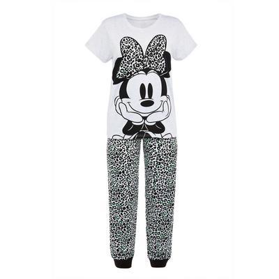 Pijama bicolor de Minnie Mouse de Disney