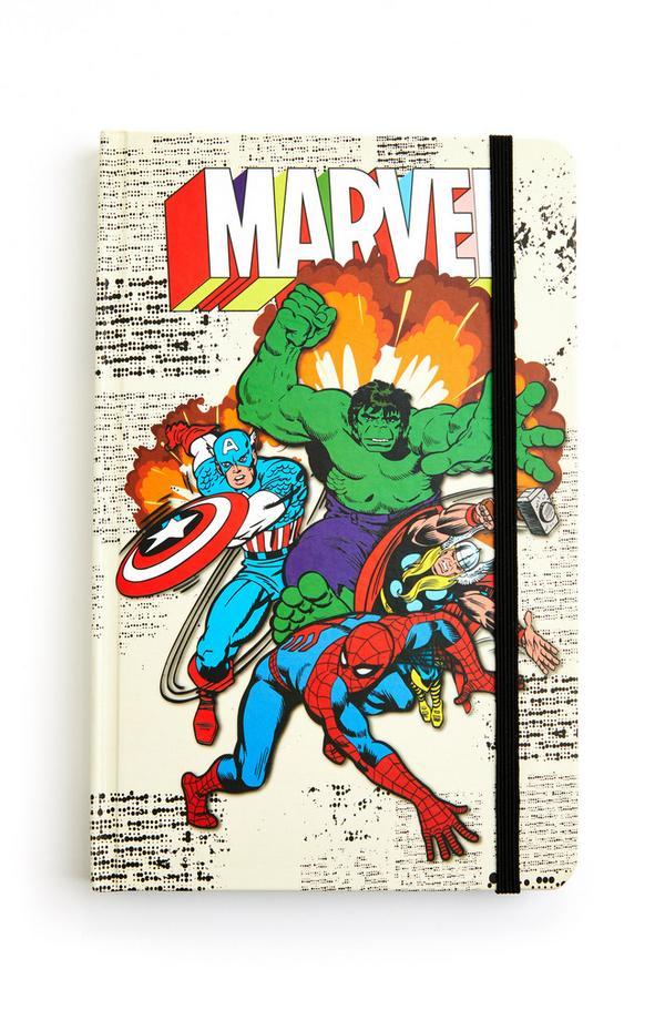 Carnet A5 Marvel