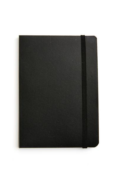 Črn zvezek A6