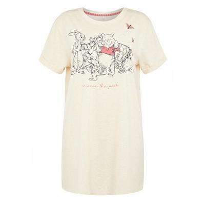 Camicia da notte gialla Winnie The Pooh