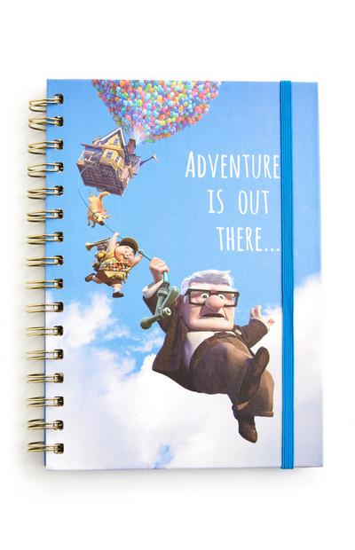 Up Adventure Is Out There A5 Spiral Notebook