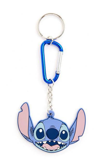 Porte-clés de voyage bleu Disney Lilo et Stitch