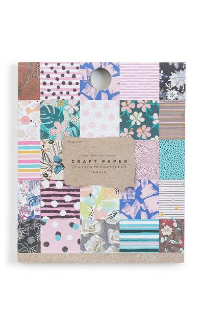 Arts And Crafts 23 Patterns Design Paper